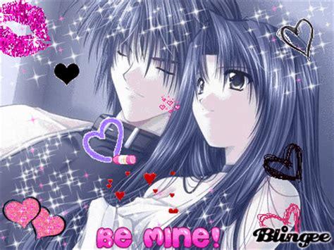 imagenes con movimiento de amor anime amor anime fotograf 237 a 128320955 blingee com