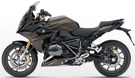 Bmw Motorrad Rs Modelle by Guide Achat Quels Coloris Pour La R1200rs 2018 Bmw