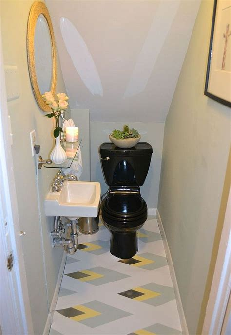 bathroom linoleum ideas painted linoleum bathroom floor hometalk