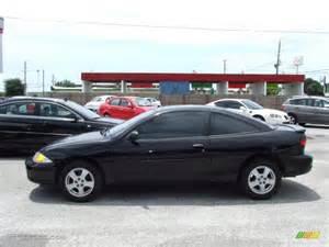 2001 black chevrolet cavalier coupe 20358860 photo 2