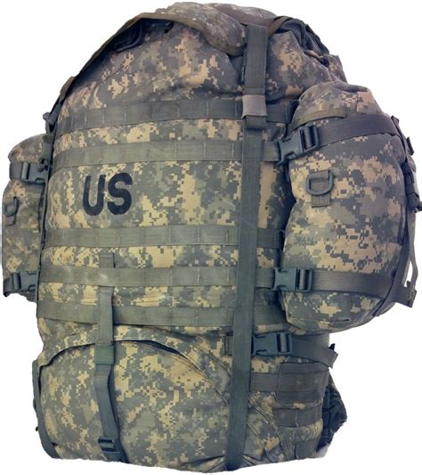 Army Backpack 3 In 2 rucksack backpack molle ii large field pack complete us