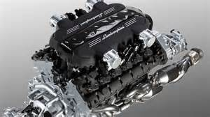 V12 Engine Lamborghini Aventador A Deeper Look At The Lamborghini Aventador S New V12 And