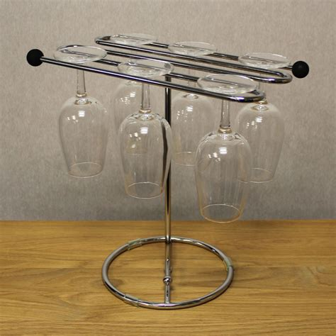 vinology collapsible wine glass drying rack glassware uk