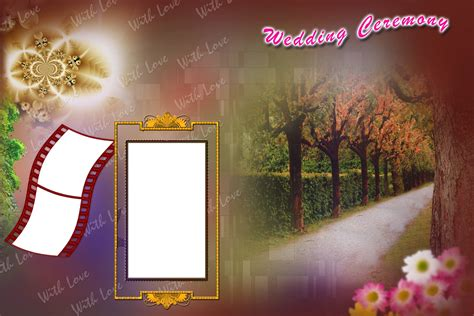 Creative Wedding Album Design With Adobe Photoshop Pdf by Wedding Karizma Album Background Design Psd 12x18 Studiopk