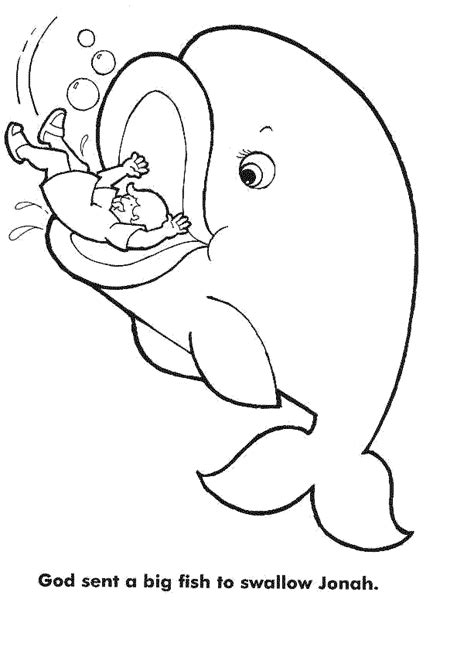 bible coloring pages fish bible puzzle