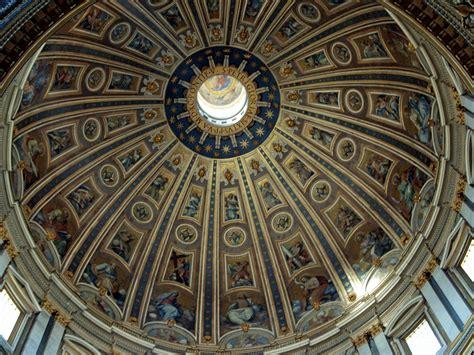 St Peters Cupola File Main Dome Of Saint Peter S Basilica Photo 2 Jpg