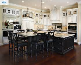 Decorating Ideas For A Big Kitchen Big Kitchen Design Ideas 1 Design Ideas Enhancedhomes Org