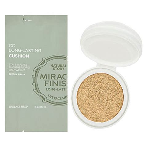 Harga The Shop Cc Cushion Refill the shop cc lasting cushion spf50 pa