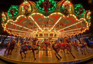 christmas carousel after a long layoff from shooting i