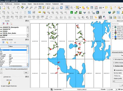 qgis layout zoom compas archives integrated arbor solutions ias l