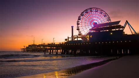 in california the 10 best beaches to the sunset in california