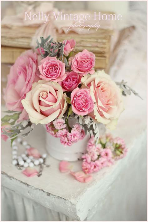 image gallery shabby roses
