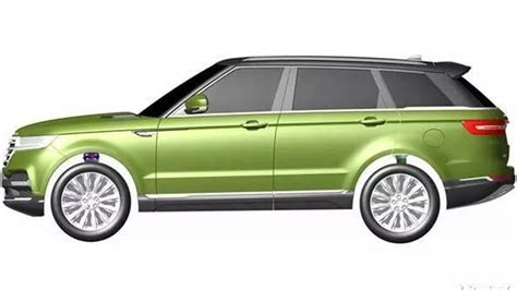 ford range rover look alike this range rover lookalike is actually a zotye t800 from