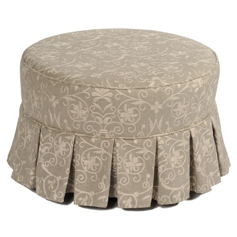 hassock ottoman hassock ottoman by castle rosenberryrooms