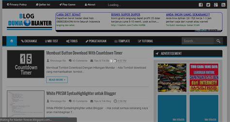 membuat efek blog membuat efek loading keren seperti blog kang ismet