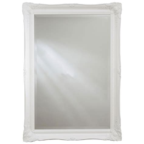 Plumb Center Balham by Heritage Balham Mirror White Finish Now At