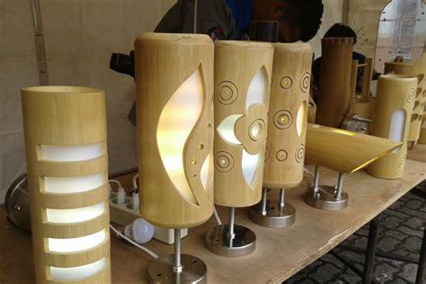 bandung merdekacom uniknya lampu hias bambu kreasi