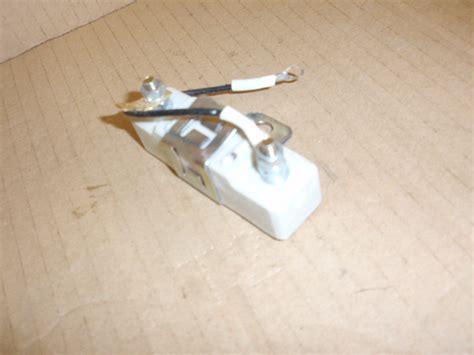 triumph spitfire ballast resistor tr6 ballast resistor 28 images gear reduction starter ballast resistor fits 1973 1981