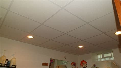 cost installing recessed lighting finished ceiling