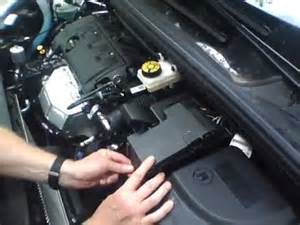 Peugeot 308 Battery How To Remove Battery And Replace On Peugeot 307 308 A