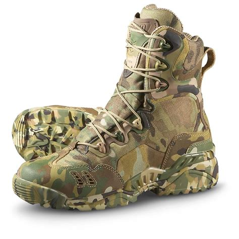 Magnum Spider 8 Hitam jual tactical shoes sepatu safety magnum spider 8