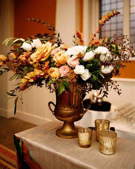 flower design vintage weddings 22 totally chic vintage centerpieces martha stewart weddings