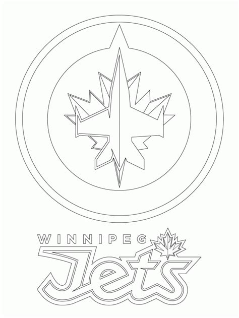 jets logo colouring pages 234338 new york jets coloring