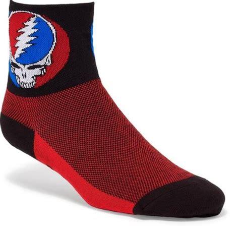 K Energy Sock Kualitas Original 100 primal wear grateful dead bike socks s at rei