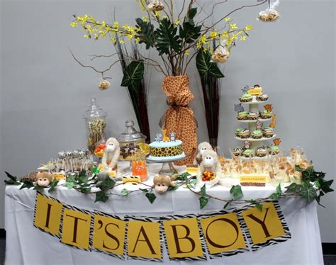 Jungle Safari Theme Baby Shower by Jungle Baby Shower