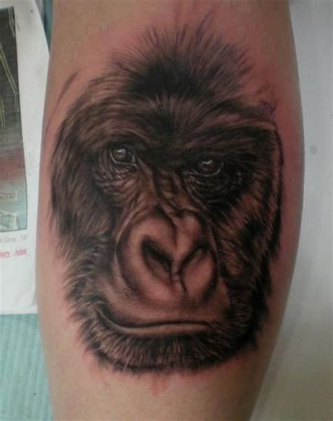 gorilla tattoo meaning best 25 animal meanings ideas on