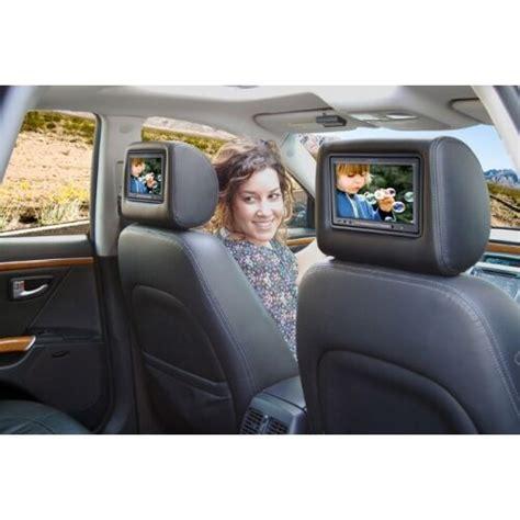 vizualogic    dvd headrests dual dvd honda odyssey ridgeline cr  pilot ebay