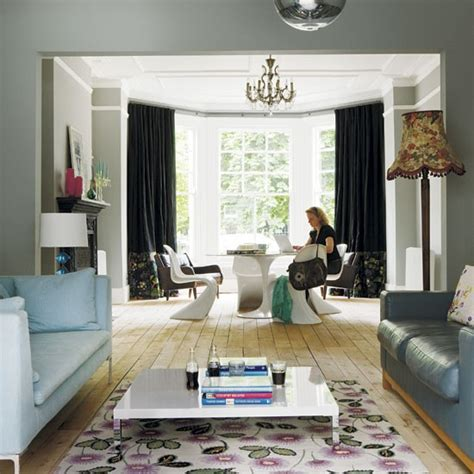 Paint Ideas For Open Living Room And Kitchen by Take A Look Around A Stylish London Villa Housetohome Co Uk