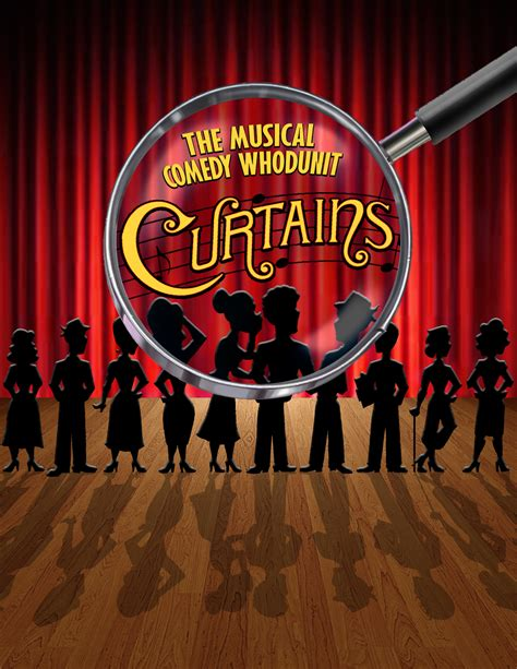 curtains the musical curtains auditions branch county community theatre