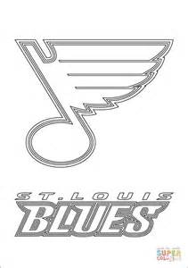 St Louis Cardinals Toaster Coloring Pages St Louis Blues Logo Sketch Coloring Page