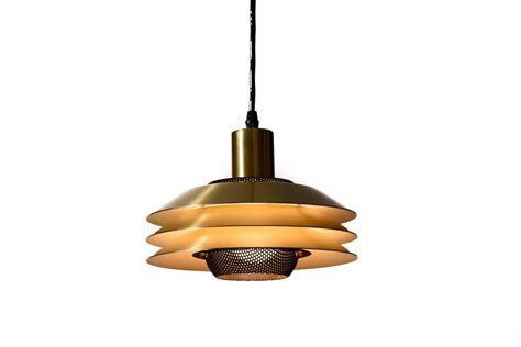 Scandinavian Pendant Lights Modern Three Tiered Pendant Light At 1stdibs
