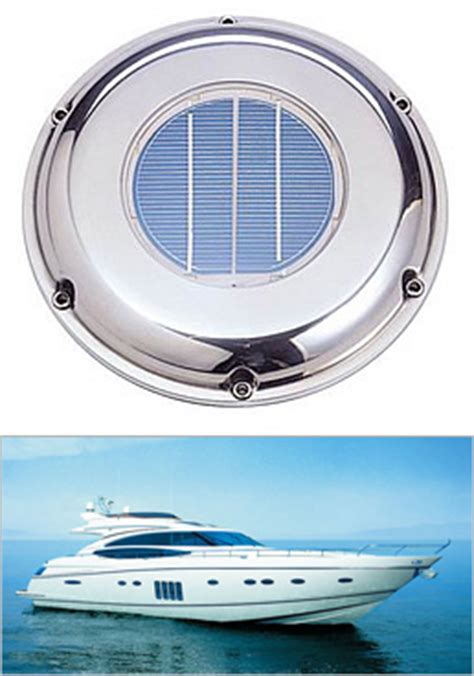 boat battery ventilation roof solar vents solar boat vents sc 1 st ebay