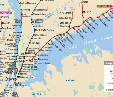 metro harlem line map mta map breise breise