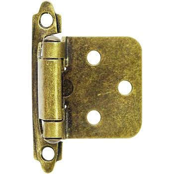 buy the hardware house 642504 flush cabinet hinge antique