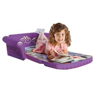disney sofia the marshmallow co flip open sofa