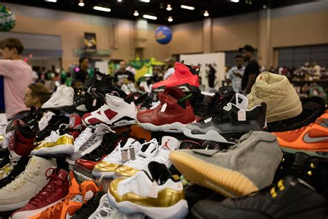 sneaker conventions college student s sneaker collection was stolen while he