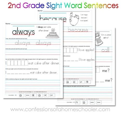 best 25 sight word worksheets 25 best ideas about sight word worksheets on
