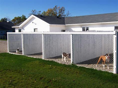 large kennels for outside large outdoor kennels jen joes design cheap outdoor kennels