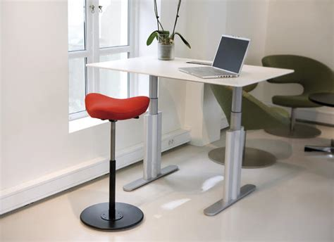 Chair For Standing Desk by Review Of The Varier Move Chair Sit Stand Working Made Easy
