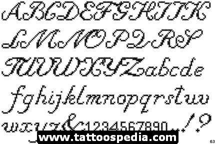 tattoo fonts simulator 342 best images about fonts on alphabet
