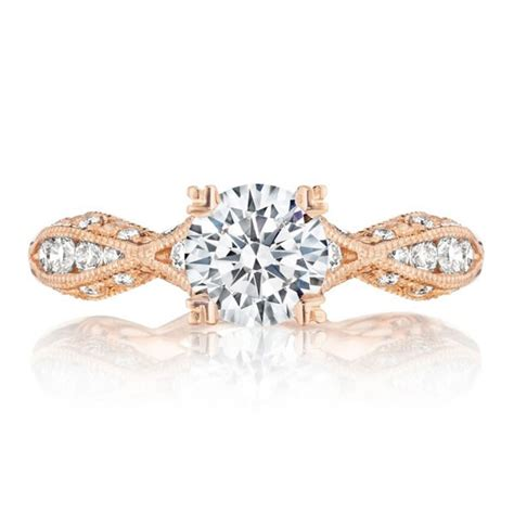 tacori pretty in pink 2578rd12pk engagement ring