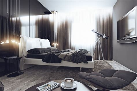 manly bedrooms 30 masculine bedroom ideas freshome
