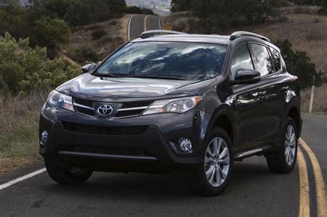 Toyota Rav4 2014 Reviews 2014 Toyota Rav4 New Car Review Autotrader