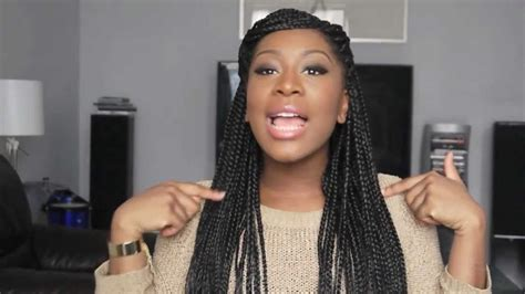 how to style xpressions hair new hair braided up youtube