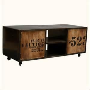 industrial tv cabinet industrial reclaimed wood iron rustic media center tv