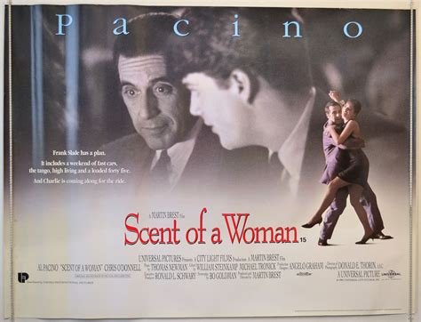 the scent of a scent of a woman quotes quotesgram